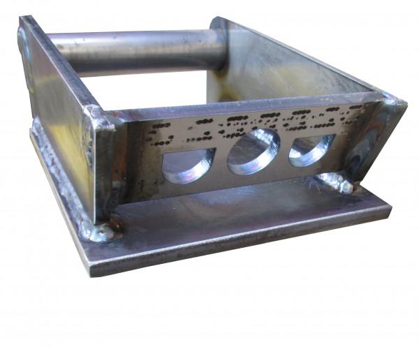 RZ Grundplatte/ Anschweißplatte MS01